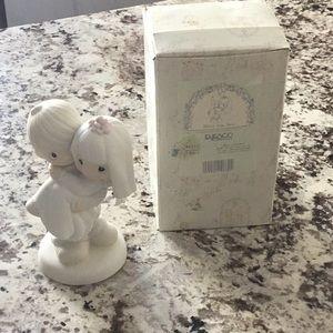 Precious Moments Bride and Groom Figurine